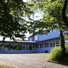 Der Pausenhof ist Bewegungs- und Entspannungsbereich für die Schülerinnen und Schüler
