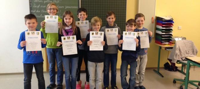 Oberfränkische Mathematikmeisterschaften 2015