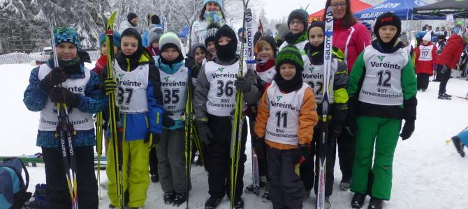 Wintersporttag der 4. Klassen